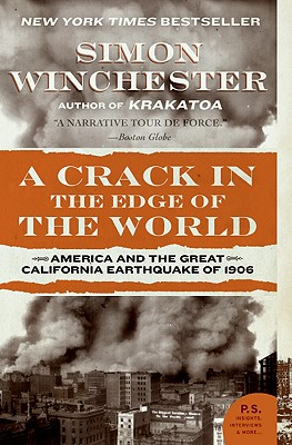 A Crack in the Edge of the World By Winchester, Simon