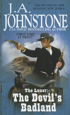 The Loner By Johnstone, J. A.