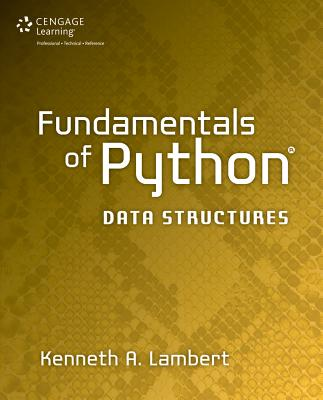 Fundamentals of Python By Lambert, Kenneth